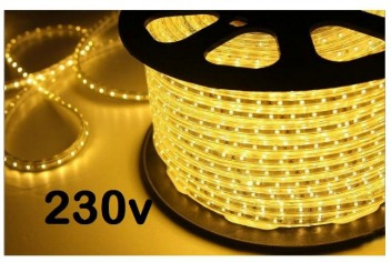 led strips 230v f led strips 230 billigt og dag til dag levering. Black Bedroom Furniture Sets. Home Design Ideas