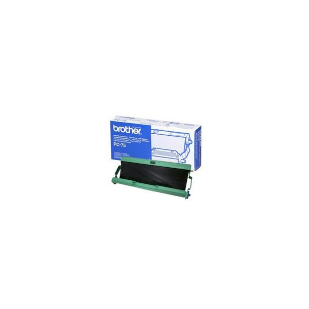 Brother PC72RF 2-pack farvebånd original 2 x 150 sider