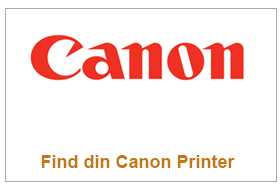 Find Dine Canon bl�kpatroner & tonere her
