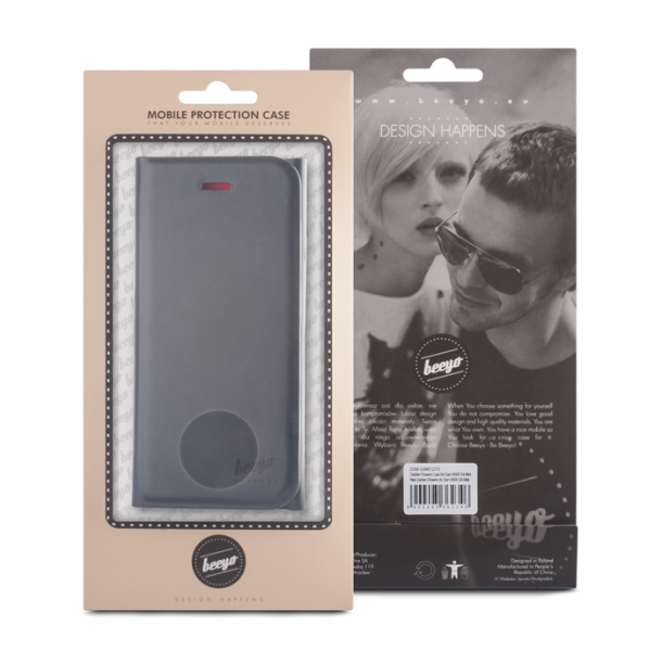 Iphone 5/5s Cover Carry-On Beeyo - Rød