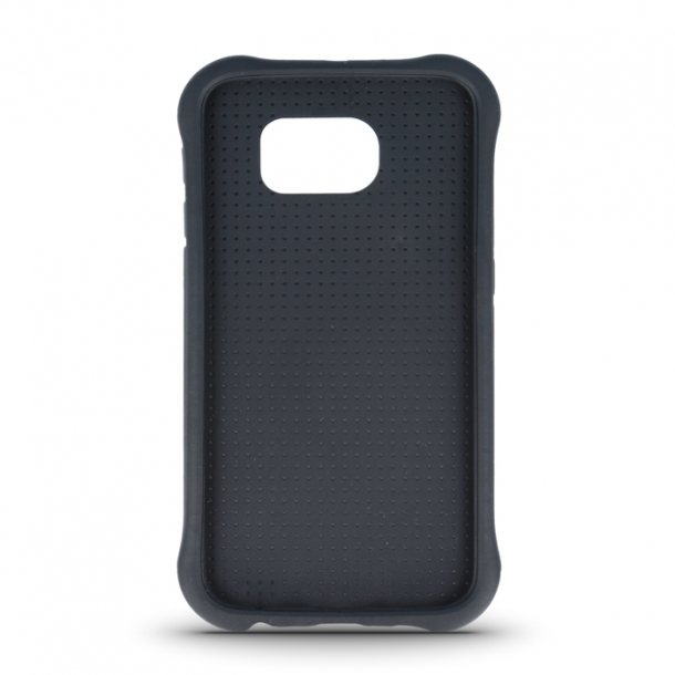 Samsung S6 Cover Chock Black Beeyo