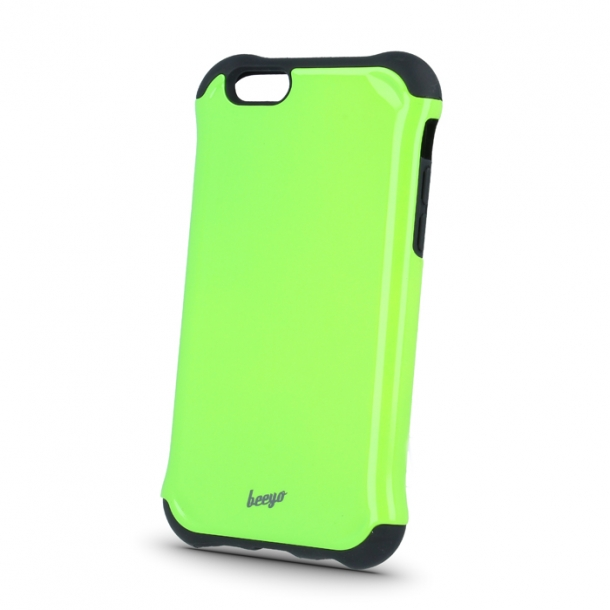 Iphone 6/6s Cover Chock Limegrøn Beeyo