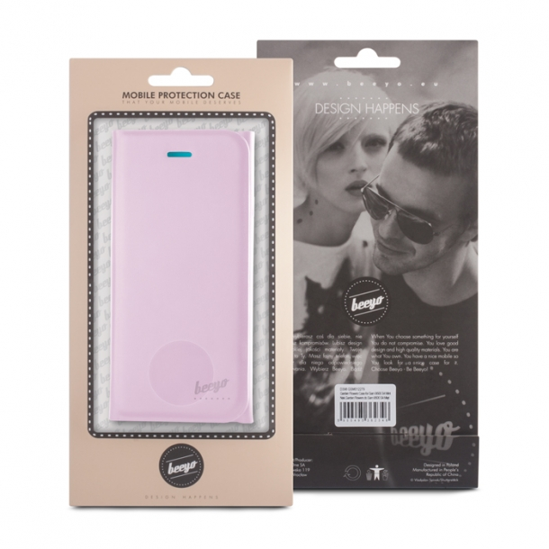 Iphone 5 Cover Carry-On Beeyo - Pink