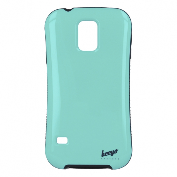 Samsung S5 Cover Candy Mint Beeyo