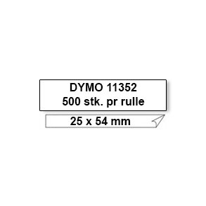 Dymo Label 11352