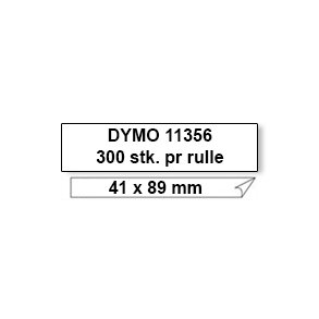 Dymo Label 11356