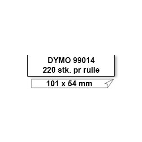 Dymo Label 99014