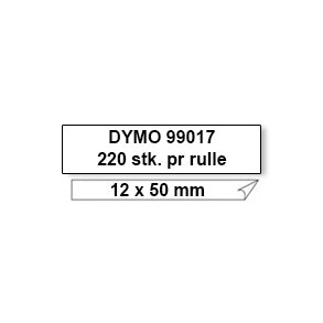 Dymo Label 99017