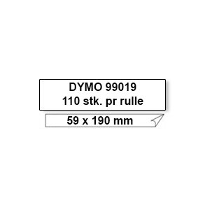 Dymo Label 99019