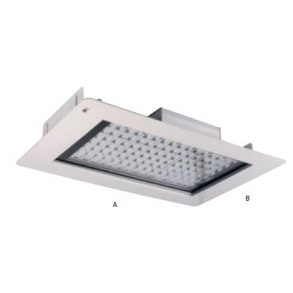LED Tankstation lamper