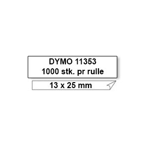 Dymo Label 11353