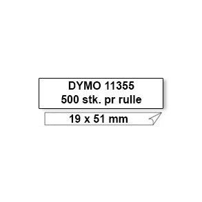 Dymo Label 11355