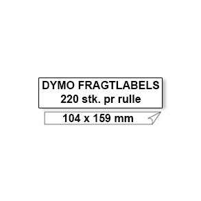 Dymo Label S0904980
