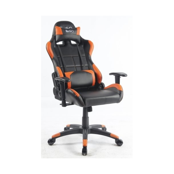 Gamer Stol  High Performance NorthQ - Orange